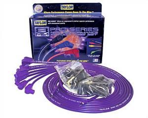 TAYLOR-VERTEX #73151 8mm 90 Deg. Purple Wire