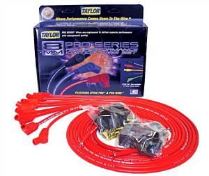 TAYLOR-VERTEX #73253 8mm Red Spiro-Pro Wires