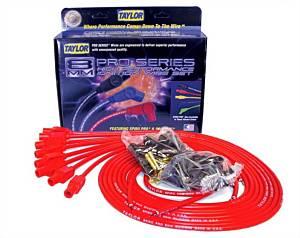 TAYLOR-VERTEX #73255 8mm Red Spiro-Pro Wires