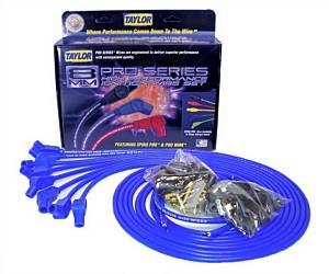 TAYLOR-VERTEX #73653 8mm Blue Spiro-Pro Wires