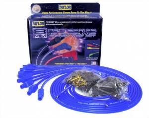 TAYLOR-VERTEX #73655 8mm Blue Spiro-Pro Wires