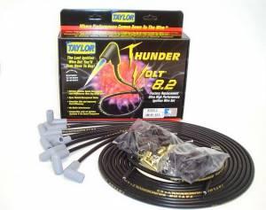 TAYLOR-VERTEX #83051 Univ Thundervolt Plug Wire Set 90 deg Black