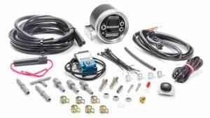 TURBOSMART USA #TS-0301-1013 eB2 Elec Boost Control Gauge 60psi Black/Silver