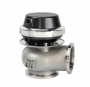 TURBOSMART USA #TS-0505-1010 WG40 Compgate 40mm Ext Wastegate 14 PSI Black