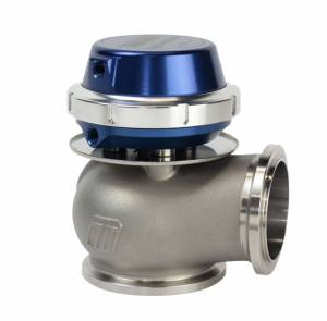 TURBOSMART USA #TS-0506-1001 WG45 Hypergate 45mm Ext Wastegate 7 PSI Blue