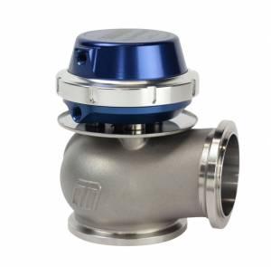 TURBOSMART USA #TS-0506-1040 WG45 Hypergate 45mm Ext Wastegate 14 PSI Blue