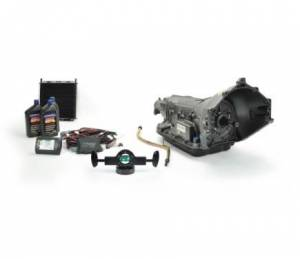 TCI #271700P 6x Six Speed Chevy Auto Transmission Package