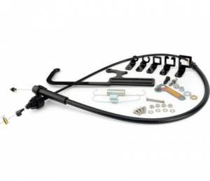 TCI #370815 TV Cable Connector Kit For Edelbrock Carbs