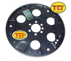 TCI #399174 SFI Flex Plate Chevy V8 153 Tooth 1pc Rear Main