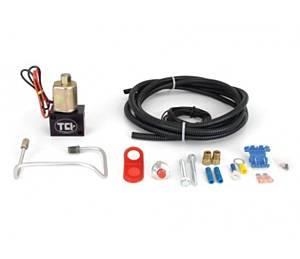 TCI #861735 Roll Stop Kit 2010 Camaro