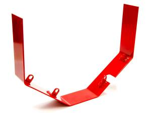 Red Flexplate Shield