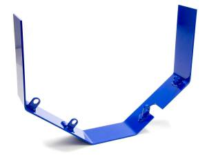 Chevy Flexplate Shield - Blue