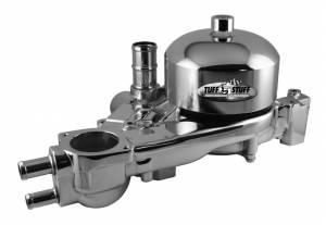 TUFF-STUFF #1310A GM LS1 Water Pump Chrome