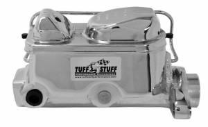TUFF-STUFF #2017NA 67-74 Ford Master Cylinder Chrome