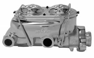 TUFF-STUFF #2018NA 1in Bore Master Cylinder Chrome