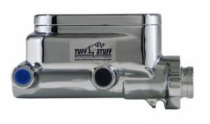 TUFF-STUFF #2027NC 1-1/8in Bore Master Cyl Alum Chrome