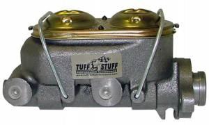 TUFF-STUFF #2071NB Dual Reservoir Master Cylinder 1-1/8in Bore