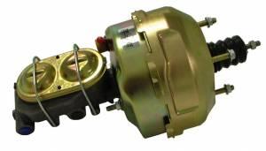 TUFF-STUFF #2124NB 9in Dual Diaphragm Boost er Combo w/2071 Master
