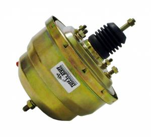 TUFF-STUFF #2223NB 8in Dual Diaphragm Brake Booster