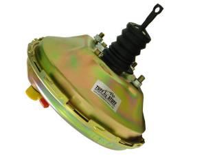 TUFF-STUFF #2228NB 11in Single Diaphragm w/Studs Gold Zinc
