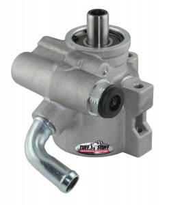TUFF-STUFF #6175AL-5 Type II Power Steering Pump As Cast Aluminum