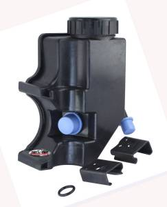 TUFF-STUFF #6175ARES Type II Power Steering Pump Reservoir Black