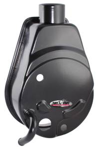 TUFF-STUFF #6501B Power Steering Pump Can Black