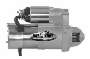TUFF-STUFF #6631NB Chevy Starter Straight Pattern Gold Zinc