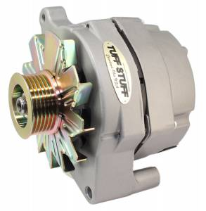 TUFF-STUFF #70686G Ford Alternator 100 Amp Smooth Back 1-wire
