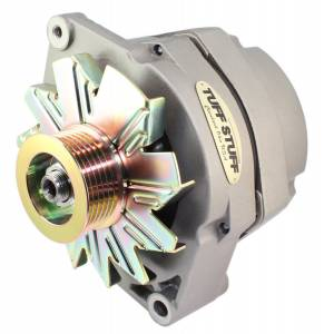 TUFF-STUFF #7127D6G12 GM Alternator As Cast In ternal Regulator 100 amp