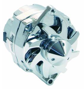 TUFF-STUFF #7139ABULL 100 Amp Alternator GM 1 Wire V-Groove