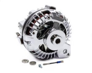 TUFF-STUFF #8509RCSP Chrysler Alternator 100 Amp Chrome