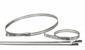 THERMO-TEC #13101 Snap Strap Kit For V-8 Engines