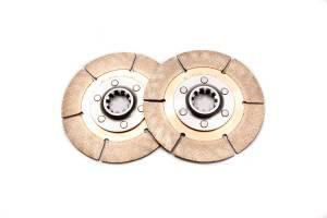 TILTON #64140-9-AA-06 2 Plt Clutch Disk Pack 10 Spline