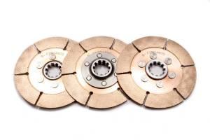 TILTON #64140-9-ABA-06 3 Plt Clutch Disk Pack 10 Spline