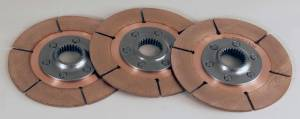 TILTON #64140-9-ABA-36 3 Plt Clutch Disc Pack 26 Spline