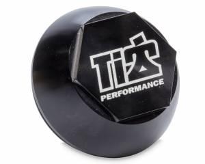 Ti22 PERFORMANCE #TIP2813 Screw In Dust Cap Black