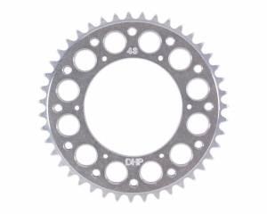 Ti22 PERFORMANCE #TIP3840-43 600 Rear Sprocket 5.25in Bolt Circle 43T