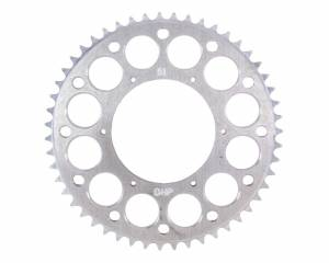 Ti22 PERFORMANCE #TIP3840-51 600 Rear Sprocket 5.25in Bolt Circle 51T