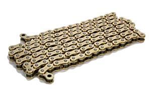 Ti22 PERFORMANCE #TIP3870 600 Mini Sprint Chain 520ERT2 Gold 130 Length