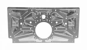 Ti22 PERFORMANCE #TIP5002 Sprint Rear Motor Plate Natural