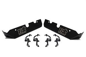 Ti22 PERFORMANCE #TIP5100 Spark Plug Guards Complete Black