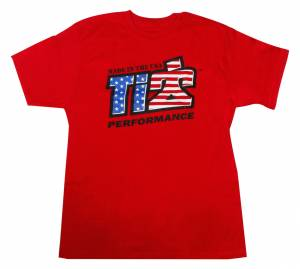 TI22 T-shirt Red X-Lg Discontinued 1/19