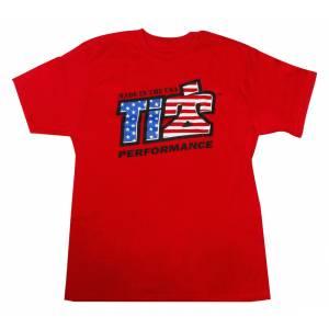 TI22 T-shirt Red XX-Lg Discontinued 1/19