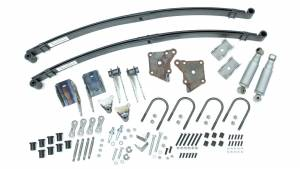 TOTAL COST INVOLVED ENG #404-4610-00 35-48 Ford Rear Leaf Spring Kit