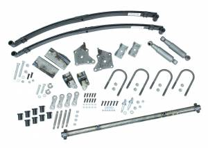 TOTAL COST INVOLVED ENG #432-4610-00 47-54 Chevy P/U Rear Leaf Spring Kit
