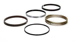 TOTAL SEAL #MSH2012 5 Piston Ring Set  4.125 Gapls Top 1.5 1.5 3.0mm