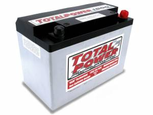 TOTAL POWER BATTERY #TP1500 31lb Racing Battery 800 CCA