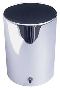TRANS-DAPT #1067 Chrome Oil Filter Cover Tall