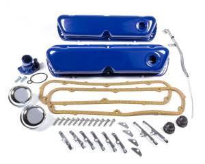 TRANS-DAPT #3062 62-85 SBF Engine Dress Up Kit Black * Special Deal Call 1-800-603-4359 For Best Price